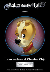 Le Le avventure di Chester Chip cane vanesio - Ravera Jessica Black Joy Betty - wuz.it