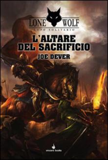 Camfeed.it L' altare del sacrificio. Lupo Solitario. Serie Kai. Vol. 4 Image