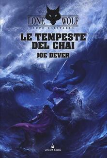 Birrafraitrulli.it Le tempeste del Chai. Lupo Solitario. Vol. 29 Image