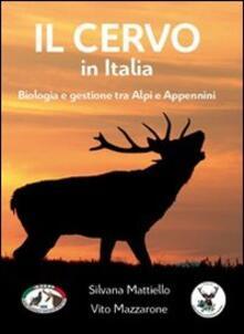 Antondemarirreguera.es Il cervo in Italia. Biologia e gestione tra Alpi e Appennini Image