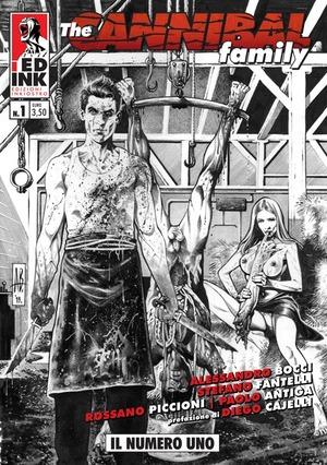 The cannibal family. Vol. 1: numero uno, Il.