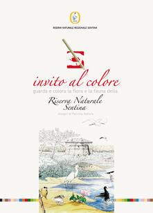Voluntariadobaleares2014.es Invito al colore. Guarda e colora la flora e la fauna della riviera naturale Sentina. Ediz. illustrata Image