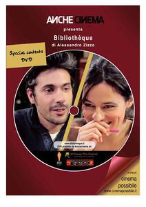 Bibliothèque. DVD. Con libro
