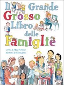 Il grande grosso libro delle famiglie - Mary Hoffmann - copertina