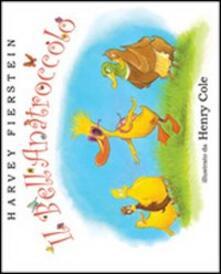 Il bell'anatroccolo - Harvey Fierstein - copertina