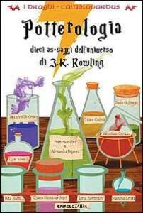 Potterologia. Dieci as-saggi dell'universo di J. K. Rowling - copertina