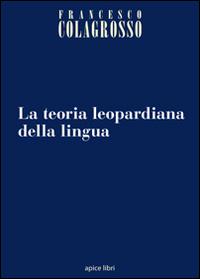 La teoria leopardiana della...