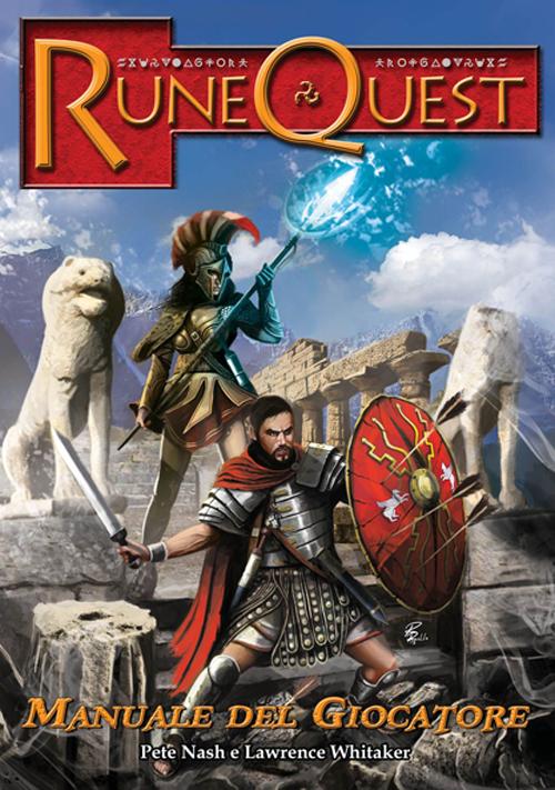 Rune Quest. Manuale del gio...