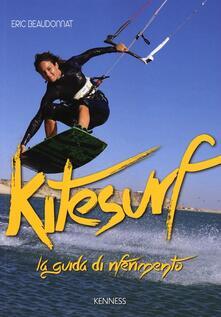 Equilibrifestival.it Kitesurf. La guida di riferimento Image