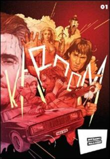 Kaboom. Cinema post-apocalittico e dintorni. Vol. 1 - copertina