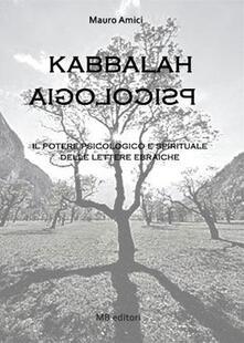 Antondemarirreguera.es Kabbalah psicologia. Il potere psicologico e spirituale delle lettere ebraiche Image