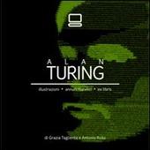 Alan Turing. Illustrazioni, annulli filatelici, ex libris