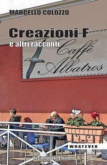 Creazioni F - Marcello Colozzo - copertina