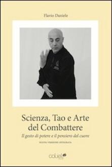 Antondemarirreguera.es Scienza, tao e arte del combattere. Il gesto di potere e il pensiero del cuore Image