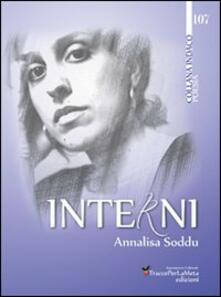 Interni - Annalisa Soddu - copertina