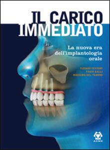 Il carico immediato. La nuova era dellimplantologia orale.pdf