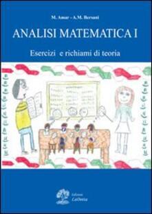 Analisi matematica. Esercizi e richiami di teoria. Vol. 1.pdf