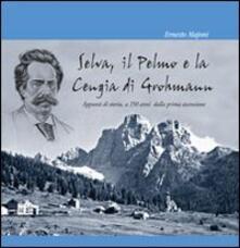 Antondemarirreguera.es Selva, il Pelmo e la Cengia di Grohmann. Appunti di storia, a 150 anni dalla prima ascensione Image