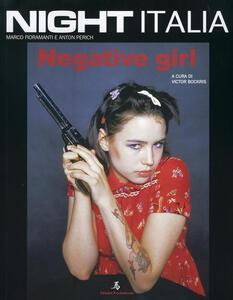 Negative girl. L'anima errante - Marco Fioramanti - copertina