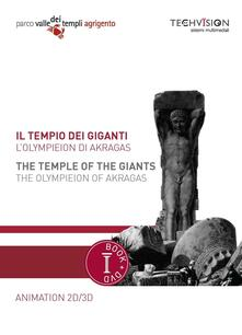 Lpgcsostenible.es Il tempio dei giganti. L'Olympieion di Akragas. Ediz. multilingue. Con DVD Image