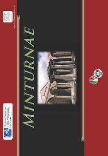 Minturnae. Guida multimediale. Ediz. multilingue. Con DVD
