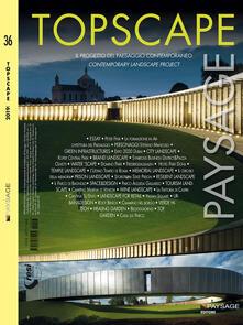 Vitalitart.it Topscape. Ediz. italiana e inglese (2019). Vol. 36: progetto del paesaggio contemporaneo, Il. Image