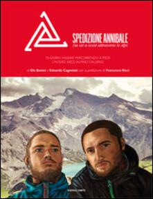 Daddyswing.es Spedizione Annibale. Da est a ovest attraverso le Alpi. 74 giorni insieme percorrendo a piedi l'intero arco alpino italiano Image