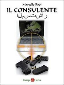 Il consulente - Marcello Rodi - copertina