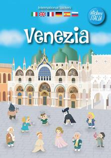 Secchiarapita.it Venezia. Ediz. multilingue. Con adesivi Image