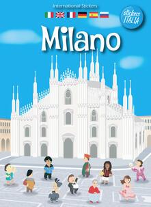 Amatigota.it Milano. Con adesivi. Ediz. multilingue Image