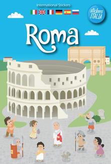 Winniearcher.com Roma. Con adesivi Image