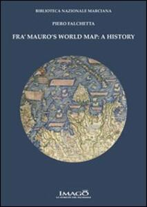 Fra Mauro's world map. A history