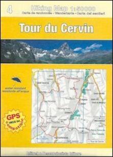 Voluntariadobaleares2014.es Tour du Cervin e Grande Balconata del Cervino. Con carta escursionistica. Ediz. multilingue Image