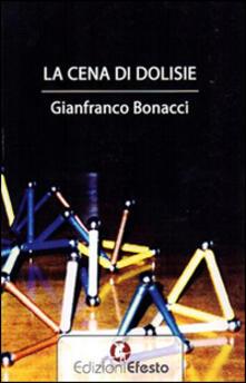 La cena di Dolisie - Gianfranco Bonacci - copertina