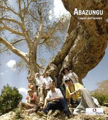 Abazungu. I sapori dell'incontro - copertina
