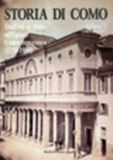 Winniearcher.com Storia di Como. Dall'età di Volta all'epoca contemporanea (1750-1950). Vol. 5\2 Image