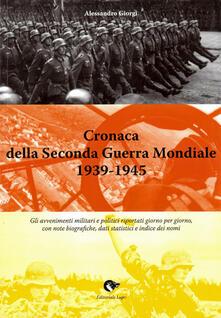 Winniearcher.com Cronaca della seconda guerra mondiale 1939-1945 Image