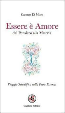 Antondemarirreguera.es Essere è amore. Dal pensiero alla materia Image