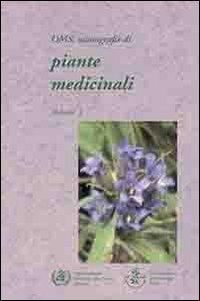 OMS. Monografie di piante medicinali. Vol. 3