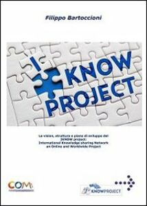 I know project. International knowledge sharing network. Online worldwide
