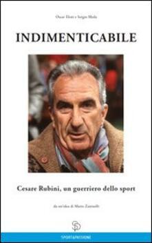 Squillogame.it Indimenticabile Cesare Rubini, un guerriero dello sport Image