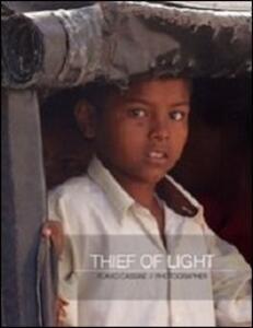 Thief of light - Flavio Cassine - copertina