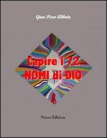 Capire i 72 nomi di Dio - G. Piero Abbate - copertina
