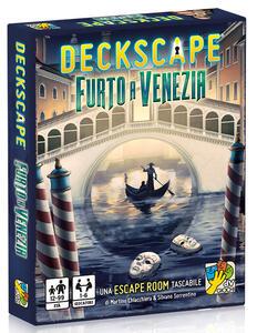 Deckscape. Furto a Venezia
