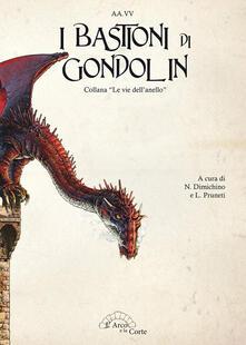 I bastioni di Gondolin - copertina