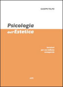 Museomemoriaeaccoglienza.it Psicologia dell'estetica. Istruzioni per una bellezza consapevole Image