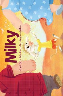 Winniearcher.com Milky. Storia di un bambino che nacque vitellino Image