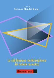 Antondemarirreguera.es La riabilitazione multidisciplinare del malato reumatico Image