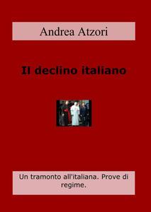 Il declino italiano