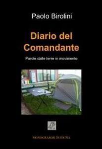 Diario del comandante